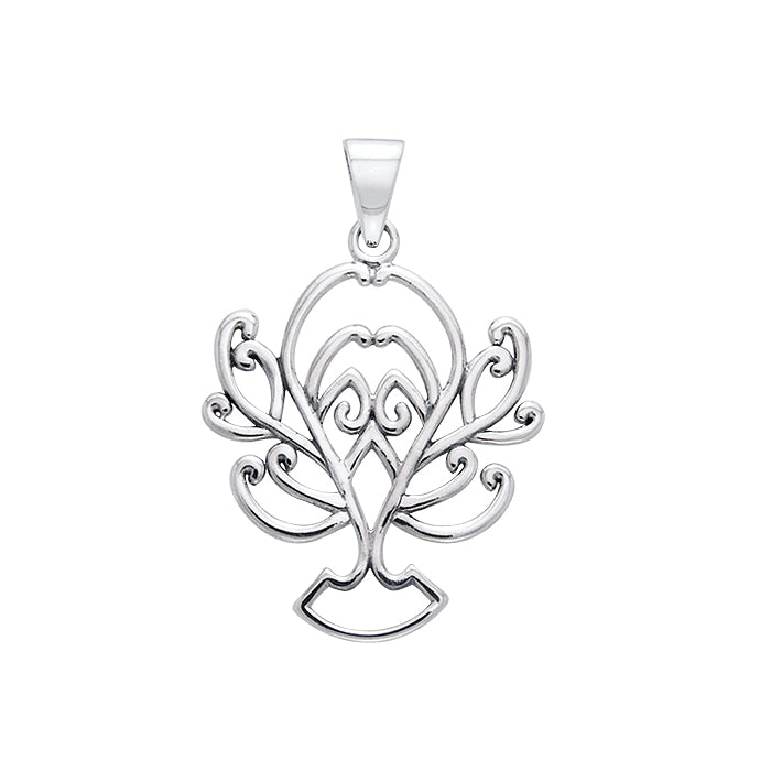 Tree of Life Silver Pendant TPD1092