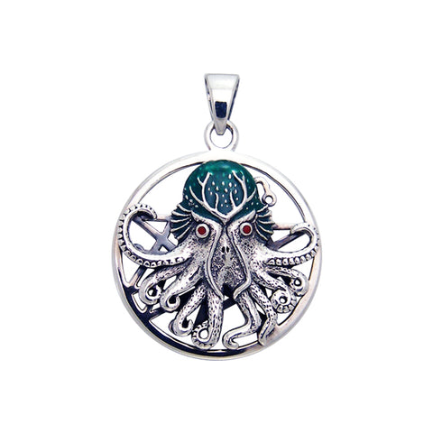 Oberon Zell Cthulhu Pendant TPD1707
