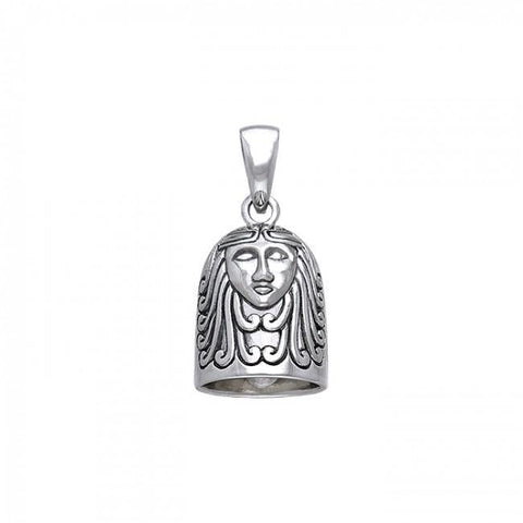 Goddess of Sound Bell Pendant TPD257