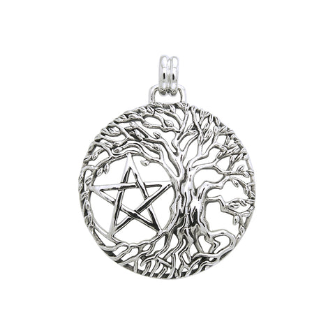 Mickie Mueller Tree of Life Pentacle TPD3377