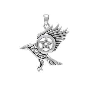 Raven Silver Pentacle TPD4222