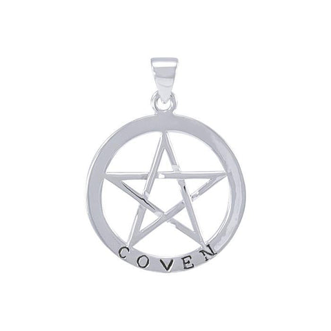 Coven Pentagram Pendants TPD4506
