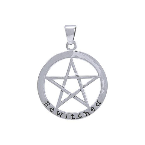 Bewitched Pentagram Pendants TPD4507