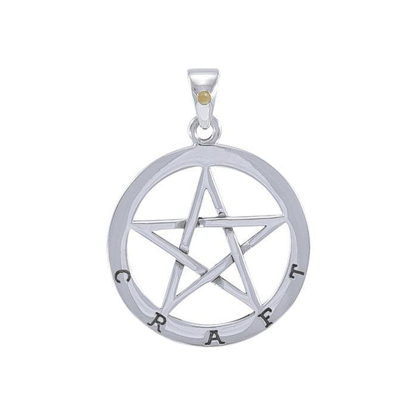 Craft Pentagram Pendants
