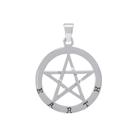 Earth Pentagram Pendants TPD4511