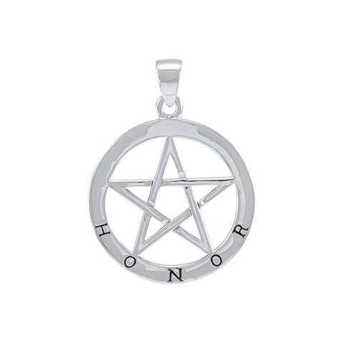 Honor Pentagram Pendants TPD4512