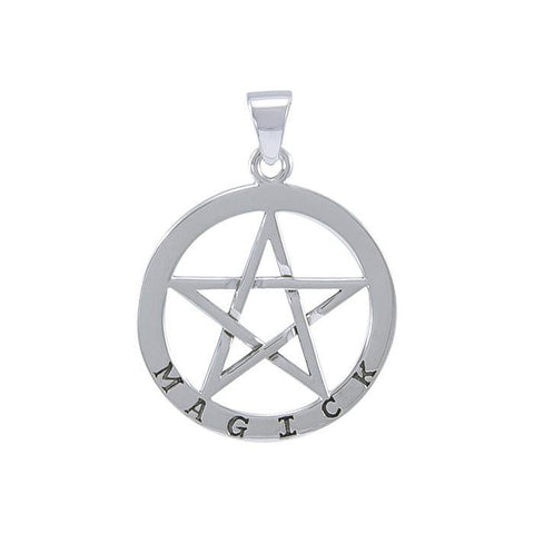 Magick Pentagram Pendants TPD4514