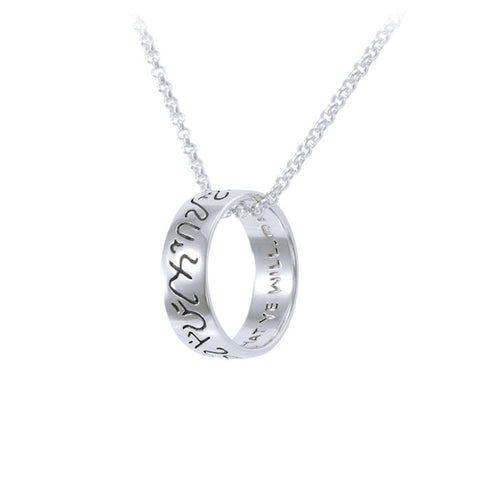Elven Ring Necklace Set TR3867