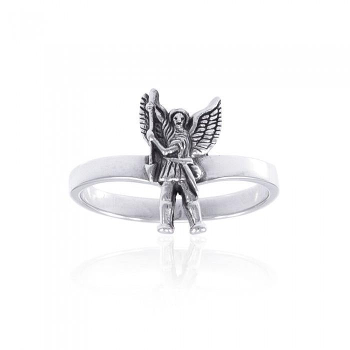 Archangel Michael Ring TRI1330