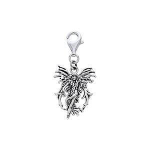 Amy Brown Fire Element Fairy Clip Charm TWC028