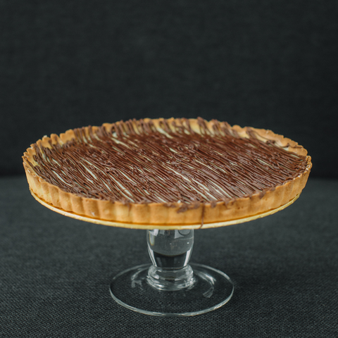Nutella Cheese Tart Eatcaketoday Staging