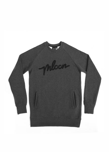 Dark Grey MLCCN Sweater