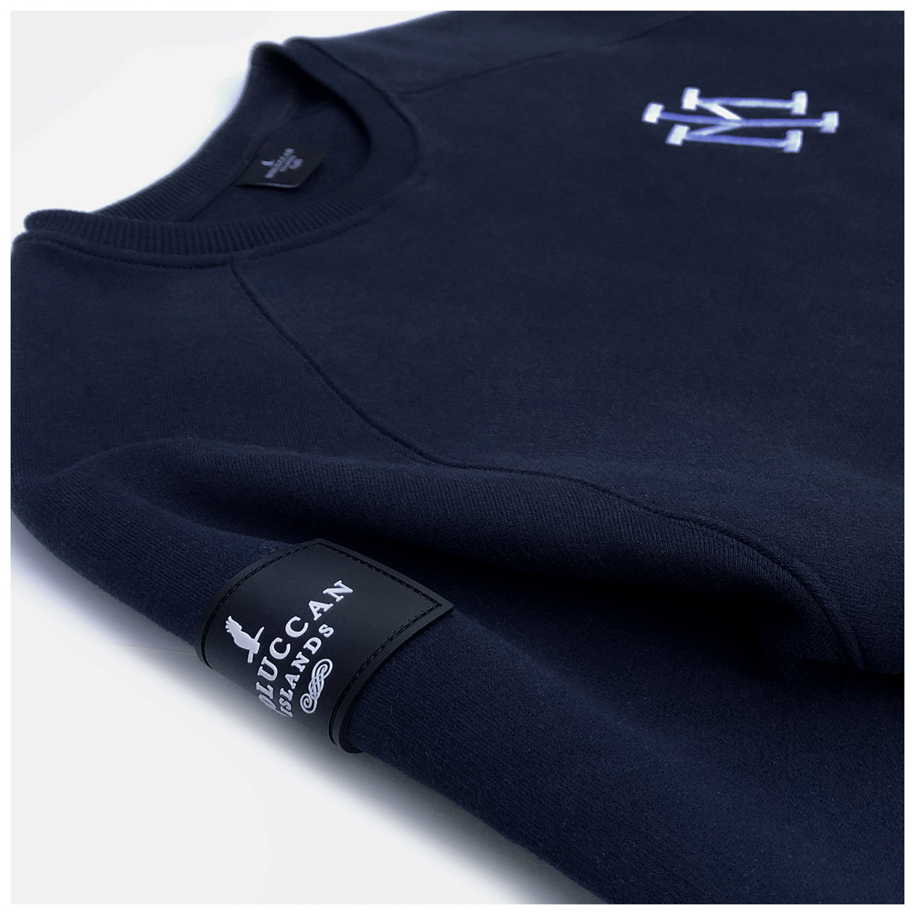 Navy Homerun Sweater