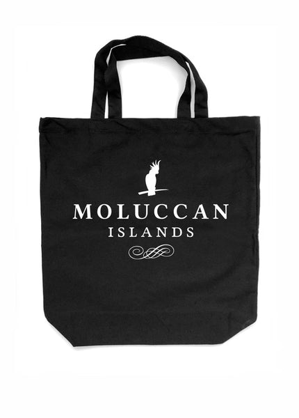 Black MI Tote Bag