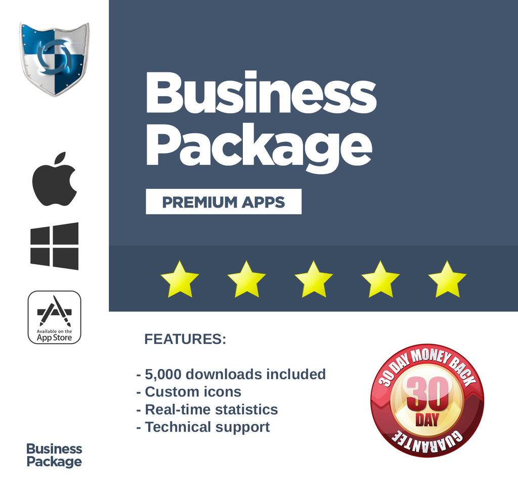3. Business Package - Hosted Solution