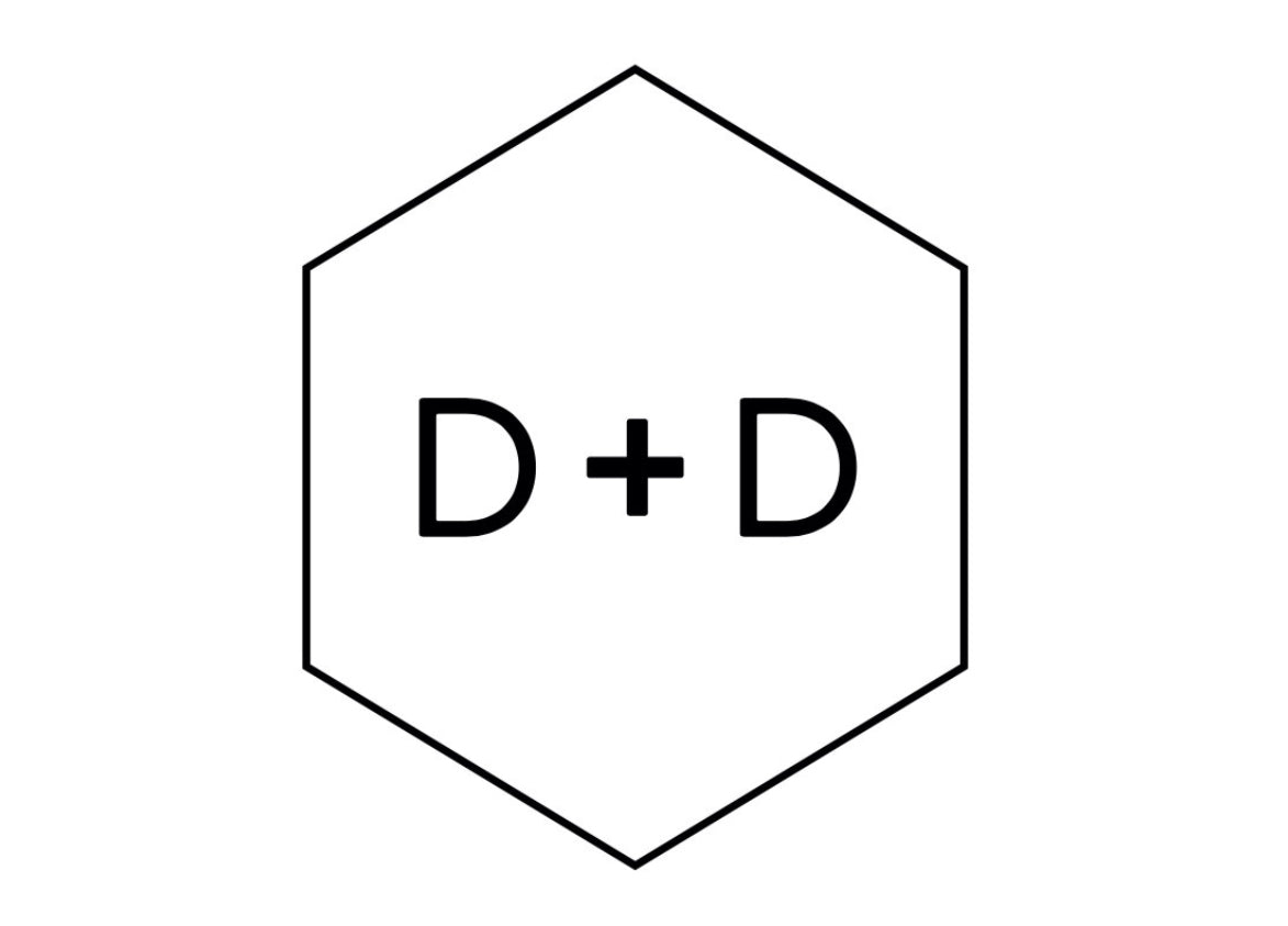 Dove and Dovelet logo D + D