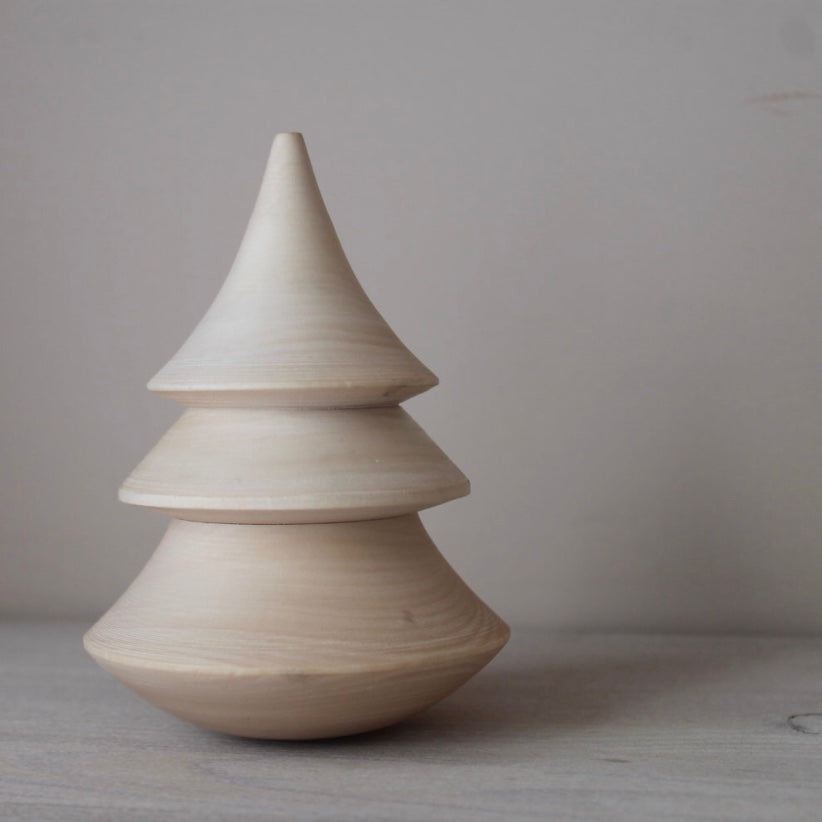 MUSICAL TREE SMALL - bpa free- Eco wood- design conscious-Dove and Dovelet