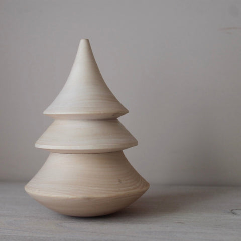 MUSICAL TREE - bpa free- Eco wood- design conscious-Dove and Dovelet