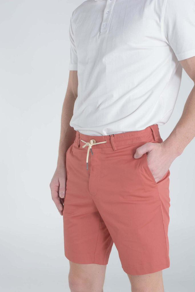 Slim-fit Chino Shorts