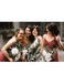 Fabulous Chiffon Long Bridesmaid Dresses A-line Spaghetti Straps Gowns BD123