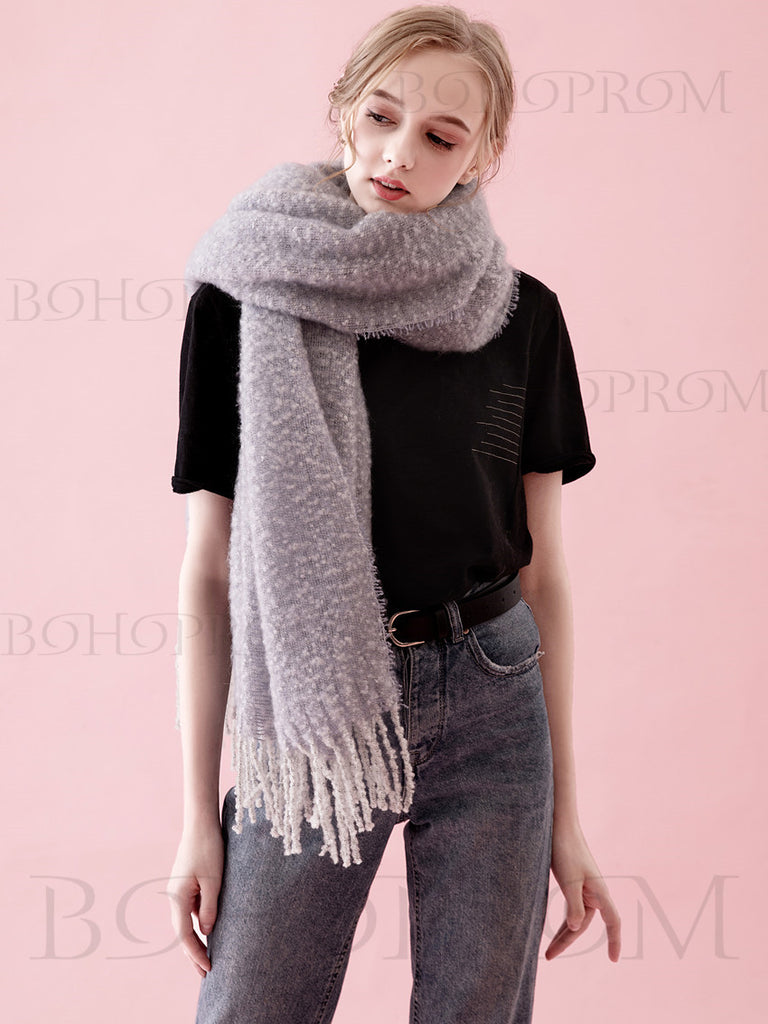 Popular Scarf Women And Girl Wrap Blanket In Winter Party SW008