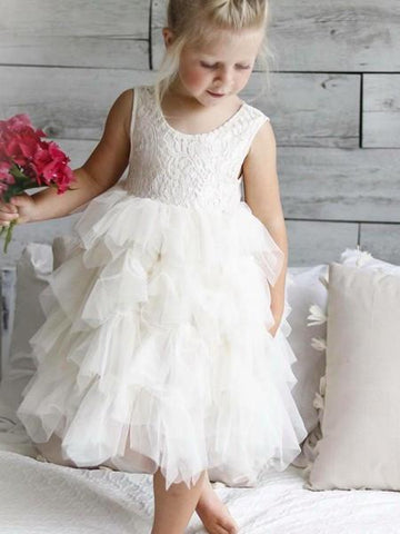 1276f7cda products/bohoprom-flower-girl-dresses-popular-lace-tulle-
