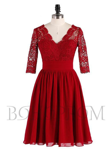 products/bohoprom-homecoming-dresses-delicate-lace-chiffon-v-neck-neckline-half-sleeves-a-line-homecoming-dresses-hd154-3710088740898.jpg