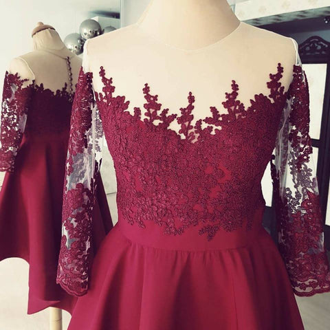 products/bohoprom-homecoming-dresses-marvelous-chiffon-jewel-neckline-3-4-sleeves-a-line-homecoming-dresses-hd126-2304000491554.jpg