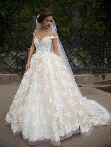 products/bohoprom-wedding-dresses-delicate-lace-off-the-shoulder-neckline-ball-gown-wedding-dresses-with-appliques-wd099-2228667220002.jpg
