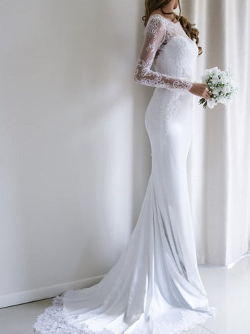 products/bohoprom-wedding-dresses-stunning-acetate-satin-bateau-neckline-mermaid-wedding-dresses-with-appliques-wd016-2170529742882.jpg