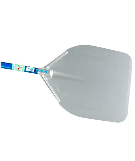 GI Metal Aluminium Rectangular Pizza Peel