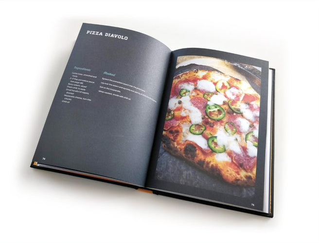 DeliVita Fired Recipe Book