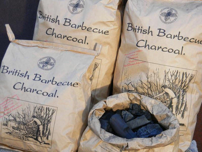 Barbecue Charcoal - British Made