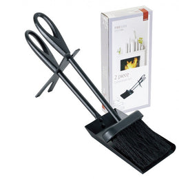 Loop Hearth Tidy - Brush & Dustpan