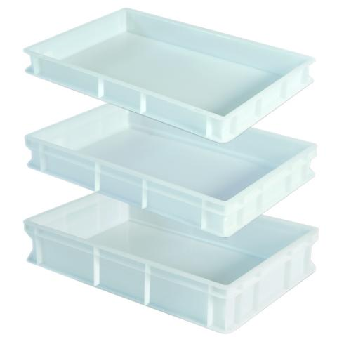 Plastic Dough Boxes for Proofing