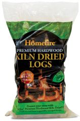 Kiln Dried Hardwood Logs - Standard Handy Bag