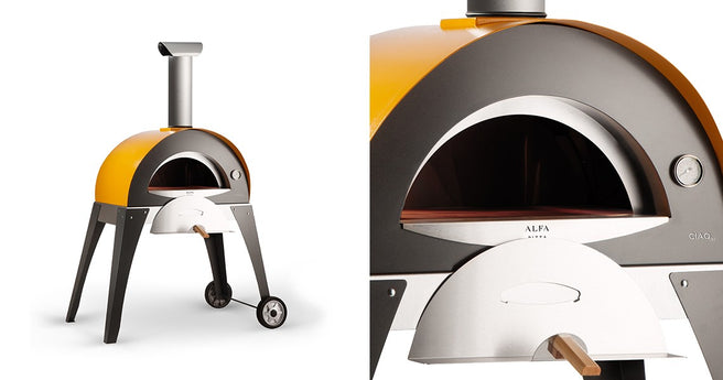 Ciao M pizza oven from Alfa Pizza