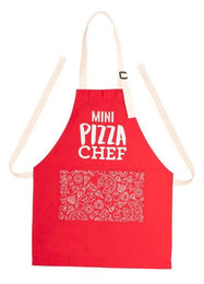 'Mini Pizza Chef' Childrens Apron by Alfresco Chef
