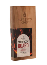 Cedar Wood Grilling Planks (Set of 4) by Alfresco Chef
