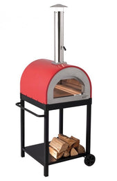 (Pre-Order) Naples Wood Fired Outdoor Pizza Oven by Alfresco Chef
