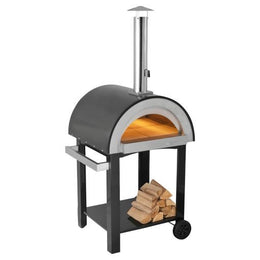 (Pre-Order) Roma Wood Fired Outdoor Pizza Oven by Alfresco Chef