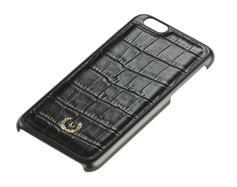 Bogmar iPhone 6/6s Case - Imperial Black Croco