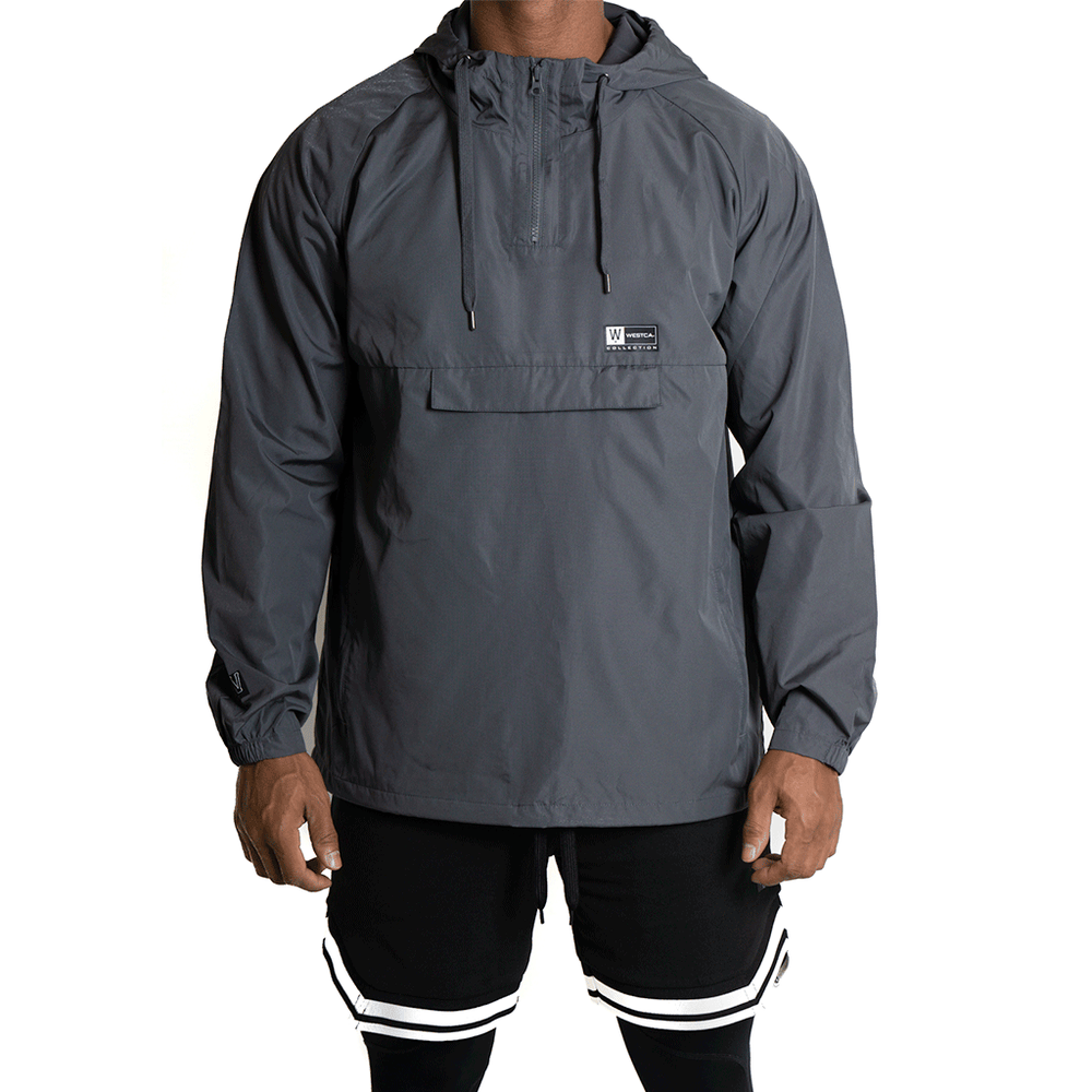 The Fizz 2.0 Windbreaker