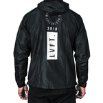 WESTCA X LVFT Aesthetics Zip Up Windbreaker