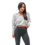 Lanessa Cropped Windbreaker