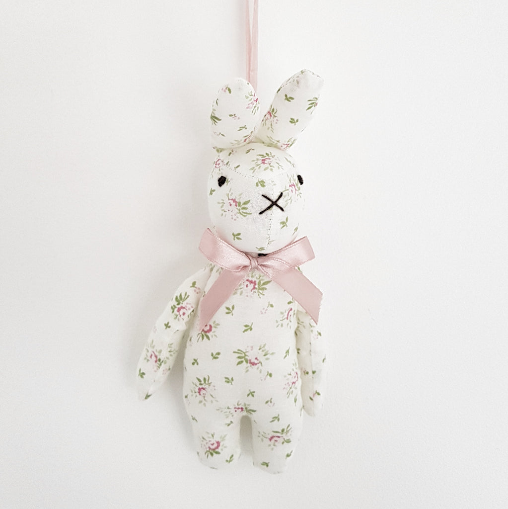 Bunny - Small Floral
