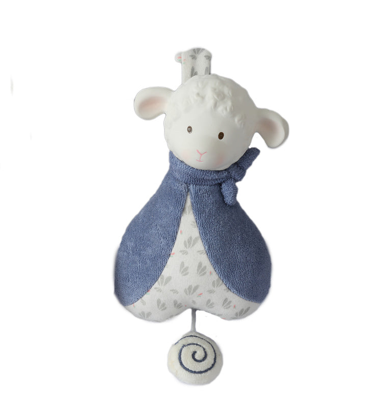 Lucas The Lamb Musical Toy