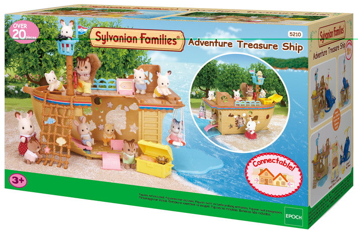 Adventure Treasure Ship