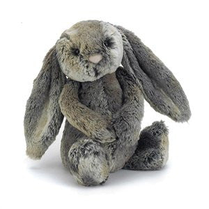 Bashful Cottontail Bunny - Small