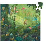 Silhouette Puzzle - Jungle 54PC